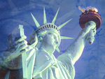 Statue of Liberty by Drege