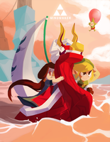 WindWaker by pepsiie