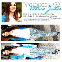 Photopack #73 Victoria Justice by YeahBabyPacksHq