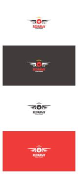 Red Army Logo Template by AlinDesign
