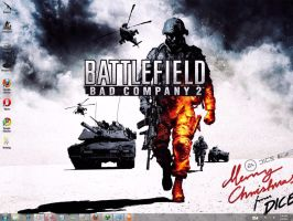 Battlefield Bad Company2 theme by yonited