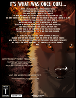 Wolfs Affinity Back Cover 2012 by Kairi292