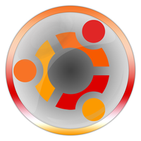 ubuntu icon by ejingfx
