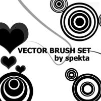 Vector Brushset by Spekta-