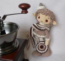 coffee Elf by Trisha-N