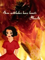 For Amelie by roshducky