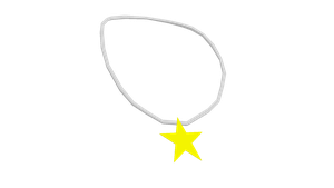 MMD Star Necklace DL by chickid11