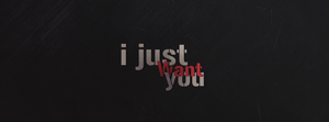 I-just-want-you by Ayoubesc
