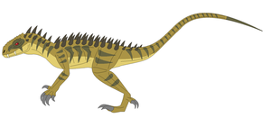 AOK - Rhedosaurus by EliteRaptor2015