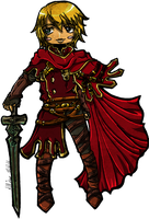 .:Radiant Historia : Stocke:. by Ariall