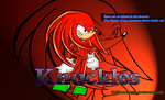 Knuckles SA Style by HellButterfly22