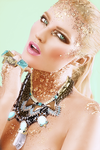 Gold Sparkles Colourization by Glamourgirlizeme