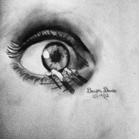 eye drawing :) by DevonDavis