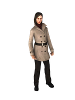 The Bourne Conspiracy - Civilian_Jacket_FemaleB by deant01