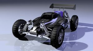 RC CAR 2 by jamosalvidge