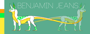 Benjamin Jeans - Temp. Reference by Pawitzer