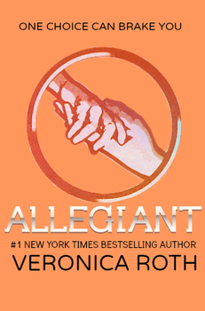 Allegiant Cover Simple by lizzy9rule