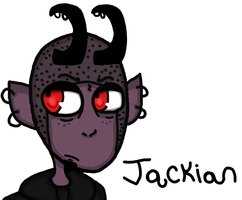 Jackiano by BoomBuzz