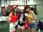 AX10-Misty, May, and Dawn by moonymonster