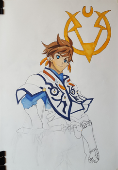 Sorey - Tales of Zestria the X by Ares777