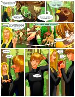 Animorphs Rachel and Tobias 2 by fauxfolklore