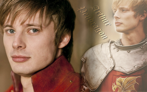 Arthur Pendragon Wallpaper by FascinatingLogic