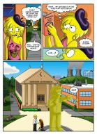 The New Simpsons page 3 by SemiAverageArtist