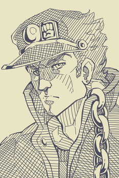 Yare-yare daze from daily doodles by LiarJohnny