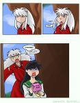 Inuyasha - The Smell of Blood by shinga