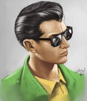 Alex Turner by ExiaLohengrin