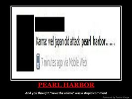 Pearl Harbor Idiocy by MetalShadowOverlord