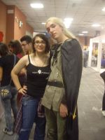 Me And Legolas by BrainLessGirl