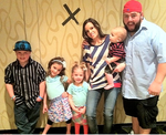 shaytards  in real life by SHAYTARDSareawesome