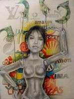 marionette of money by soooty