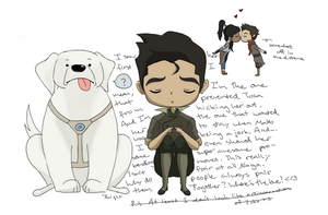 No Love For Bolin by Bakura8290
