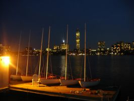 Boston - Charles River by Medo145