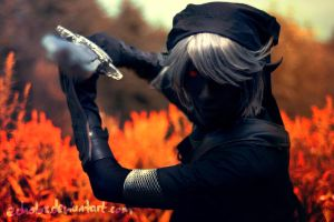 Dark Link Cosplay #14 by Echolox