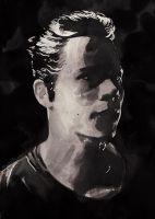 Wet Stiles by ihni