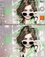Simple LEE HI Wallpaper by louisebin