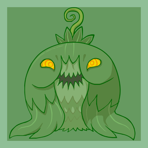 Monsterpedia #4: Brussel Sprout