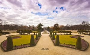 Parque Retiro Madrid by KrisSimon