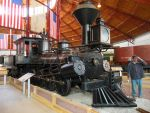 Baltimore and Ohio 0-8-0 Memnon by rlkitterman