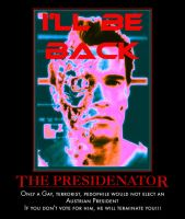 The Presidenator by MexPirateRed