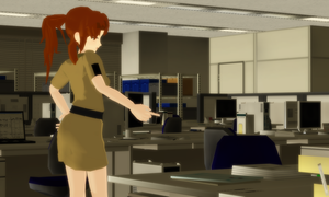 *brushes dust off MMD* by CaptainAki13