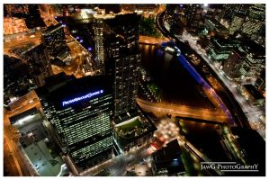 View from Eureka Tower by jawg1982