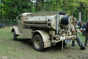 Opel Blitz Fire Engine ww2 2 by BlokkStox