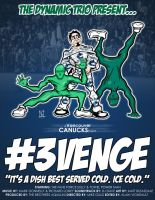 Vancouver Canucks : 3VENGE by Bleezer