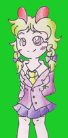 Everything At Once Greenscreen:: Amitie by CaramelCreampuff