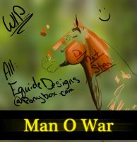 WIP: Man O War by EquideDesigns