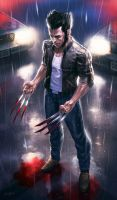 Wolverine by CrackBag